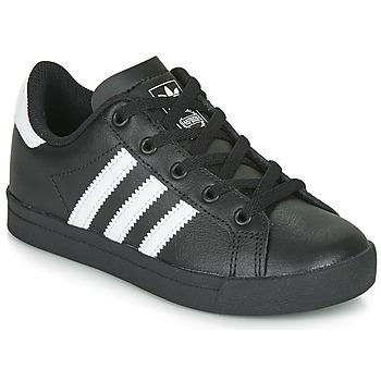 Pantofi Copii Pantofi sport Casual adidas Originals COAST STAR C Negru / Alb