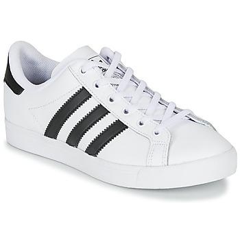 Pantofi Copii Pantofi sport Casual adidas Originals COAST STAR J Alb / Negru