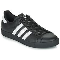Pantofi Copii Pantofi sport Casual adidas Originals COAST STAR J Negru / Alb