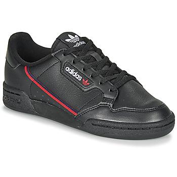 Pantofi Copii Pantofi sport Casual adidas Originals CONTINENTAL 80 J Negru