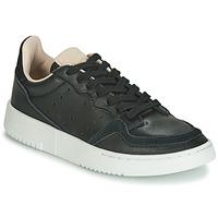 Pantofi Copii Pantofi sport Casual adidas Originals SUPERCOURT J Negru
