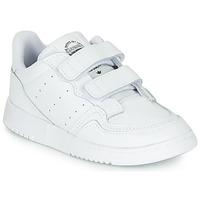 Pantofi Copii Pantofi sport Casual adidas Originals SUPERCOURT CF I Alb