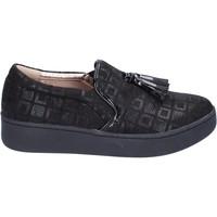 Pantofi Femei Pantofi Slip on Uma Parker BR54 Negru