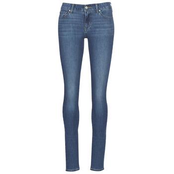 Îmbracaminte Femei Jeans skinny Levi's 711 SKINNY Believe / It / Auriu / Not