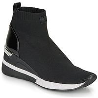 Pantofi Femei Pantofi sport stil gheata MICHAEL Michael Kors SKYLER Negru