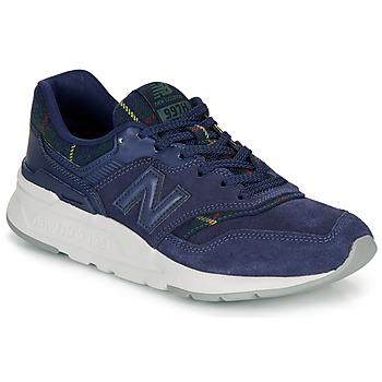 Pantofi Femei Pantofi sport Casual New Balance 997 Bleumarin