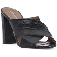 Pantofi Femei Papuci de vară Priv Lab NERO KAIMAN Nero