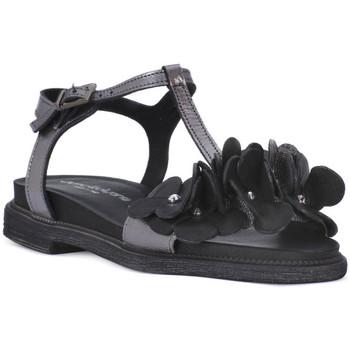 Pantofi Femei Sandale  Sono Italiana NERO LAMINATO Nero