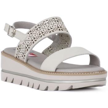 Pantofi Femei Sandale  CallagHan GREIGE LONG BEACH Grigio
