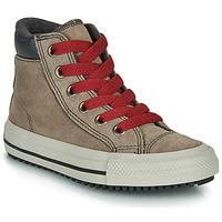 Pantofi Pantofi sport stil gheata Converse CHUCK TAYLOR ALL STAR PC BOOT BOOTS ON MARS - HI Maro