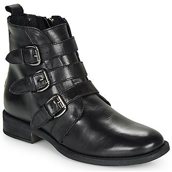 Pantofi Femei Ghete Betty London LENA Negru
