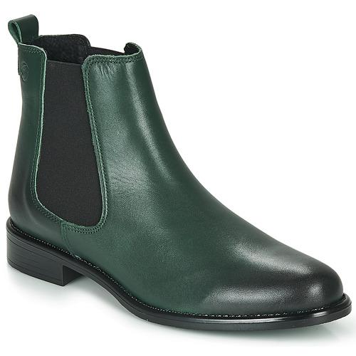 Pantofi Femei Ghete Betty London NORA Verde