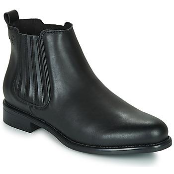 Pantofi Femei Ghete Betty London LOYSE Negru