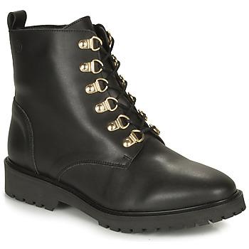 Pantofi Femei Ghete Betty London LYSIS Negru / Vegan