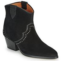 Pantofi Femei Botine Betty London LOUELLA Negru