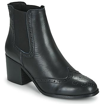 Pantofi Femei Botine Betty London LARISSA Negru