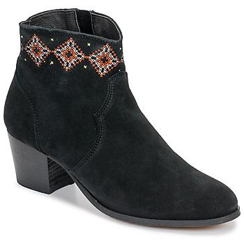 Pantofi Femei Botine Betty London LAURE-ELISE Negru