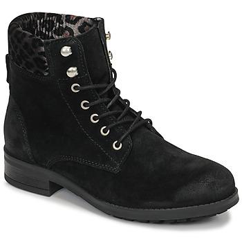 Pantofi Femei Ghete Betty London LIVIANE Negru