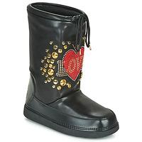 Pantofi Femei Cizme de zapadă Love Moschino SKI BOOT Negru