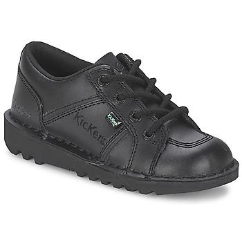 Pantofi Copii Pantofi sport Casual Kickers KICK LOTOE Negru
