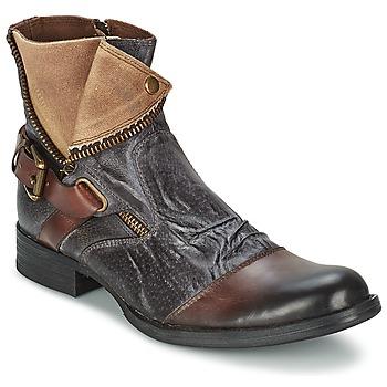 Pantofi Bărbați Ghete Kdopa DETROIT Maro