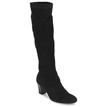 Pantofi Femei Cizme casual Robert Clergerie PASSAC Negru