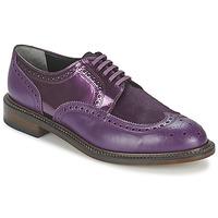 Pantofi Femei Pantofi Derby Robert Clergerie ROEL Violet
