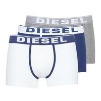 Lenjerie intimă Bărbați Boxeri Diesel DAMIEN Alb / Bleumarin / Gri