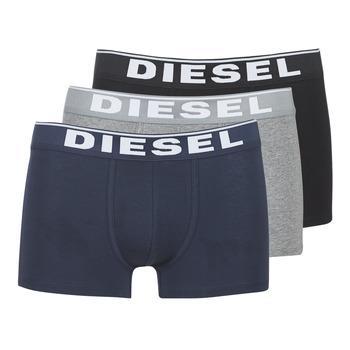 Lenjerie intimă Bărbați Boxeri Diesel DAMIEN Gri / Bleumarin / Negru