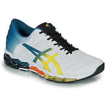 Pantofi Bărbați Pantofi sport Casual Asics GEL-QUANTUM 360 5 Alb / Multicolor