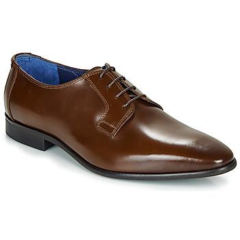 Pantofi Bărbați Pantofi Derby Azzaro VICHE Maro