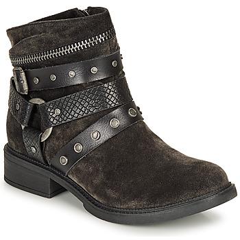 Pantofi Femei Ghete Blowfish Malibu VIOLAH Negru