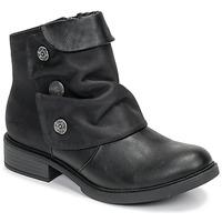 Pantofi Femei Ghete Blowfish Malibu VYNN Negru