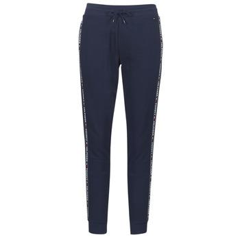 Îmbracaminte Femei Pantaloni de trening Tommy Hilfiger AUTHENTIC-UW0UW00564 Bleumarin