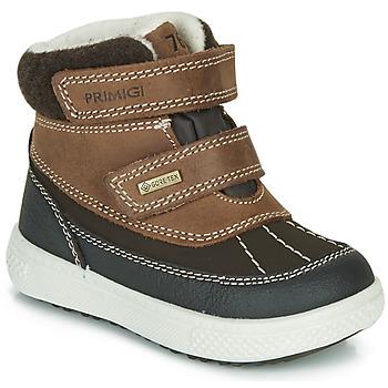 Pantofi Copii Cizme de zapadă Primigi PEPYS GORE-TEX Maro