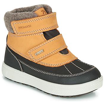 Pantofi Copii Ghete Primigi PEPYS GORE-TEX Miel