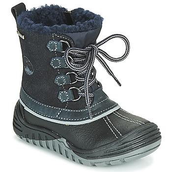 Pantofi Copii Cizme de zapadă Primigi FLEN-E GORE-TEX Albastru