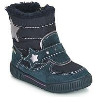 Pantofi Fete Cizme de zapadă Primigi RIDE 19 GORE-TEX Albastru