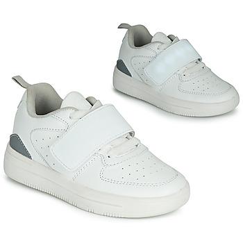 Pantofi Copii Pantofi sport Casual Primigi INFINITY LIGHTS Alb
