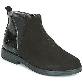 Pantofi Fete Ghete Primigi FANTASY ROYAL Negru