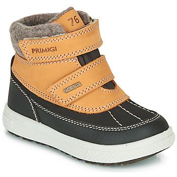 Pantofi Băieți Ghete Primigi PEPYS GORE-TEX Miel