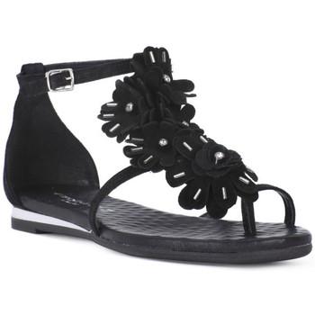 Pantofi Femei Sandale  Sono Italiana CROSTA NERO Nero