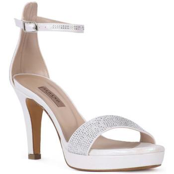 Pantofi Femei Sandale  Albano LUX BIANCO Bianco