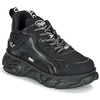 Pantofi Femei Pantofi sport Casual Buffalo CHAI Negru / Alb