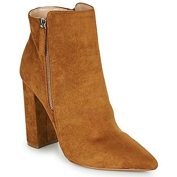 Pantofi Femei Botine Buffalo FERMIN Coniac