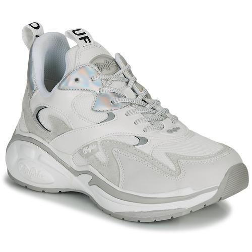 Pantofi Femei Pantofi sport Casual Buffalo CAI Alb / Argintiu