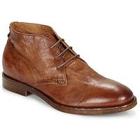 Pantofi Bărbați Ghete Kost DANDY 17 Coniac