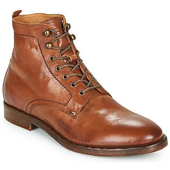 Pantofi Bărbați Ghete Kost MILITANT 17 Coniac