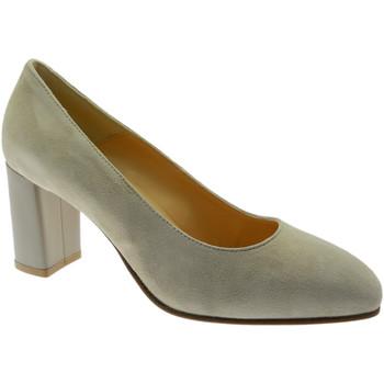 Pantofi Femei Pantofi cu toc Soffice Sogno SOSO9350be blu