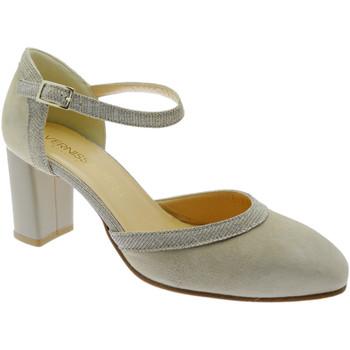 Pantofi Femei Pantofi cu toc Soffice Sogno SOSO9351be blu